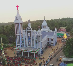 Forane Church of St. Francis Xavier