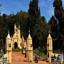 CSI Holy Trinity Church Ooty