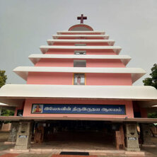 Sacred Heart of Jesus Church Madambakkam